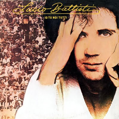 amarsi un pò lucio battisti 1977 copertina