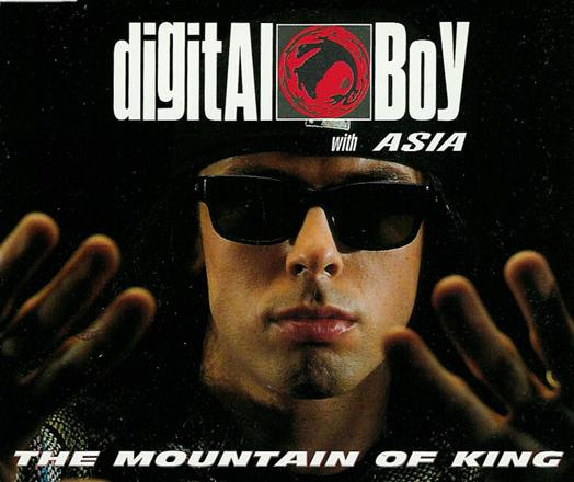 asia the mountain of king digital boy