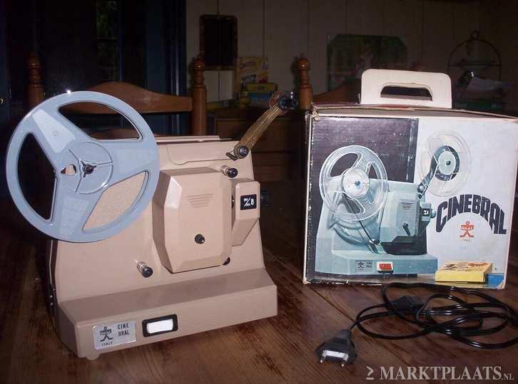 Confezione proiettore Cinebral