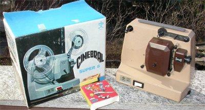 proiettore cinebral anni 70