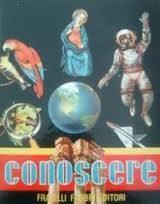 CONOSCERE ENCICLOPEDIA – Fabbri Editore – (Anni 60 e 70)