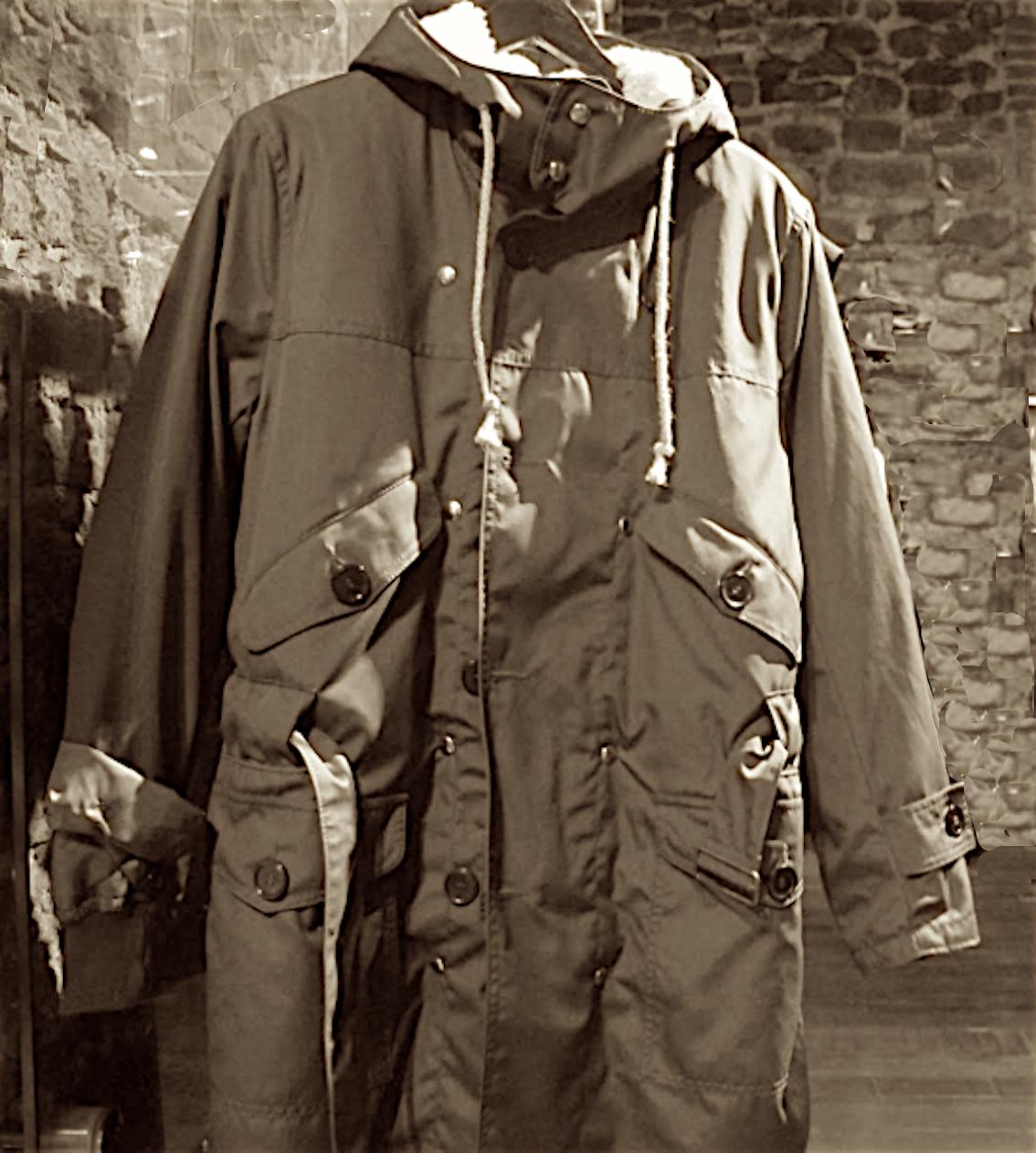 Eskimo Anni 70.Eskimo La Moda Della Contestazione