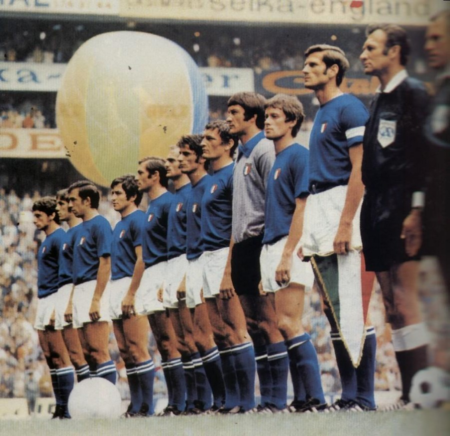 italia brasile 1970