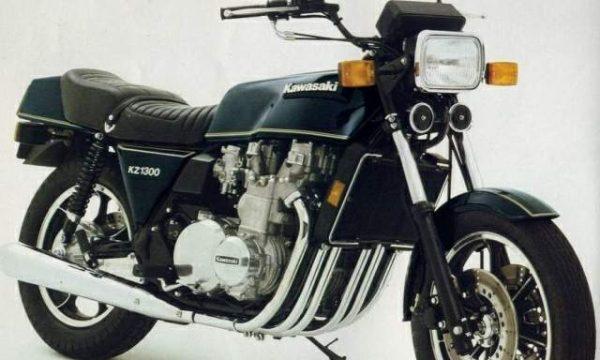 KAWASAKI Z 1300 – (1980/1989)