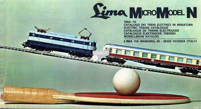 Il Catalogo LIMA del 1970