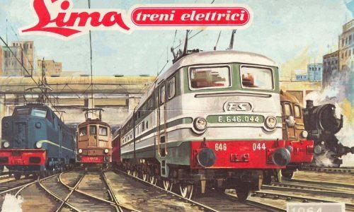 TRENINO LIMA – (Dal 1950)