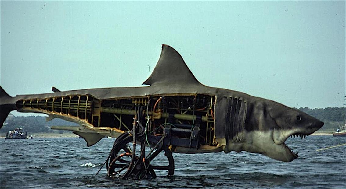 Lo squalo steven spielberg curiosando nel cinema anni