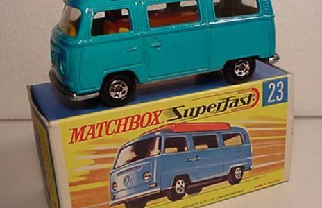 MATCHBOX – Macchinine da sballo – (Dagli anni '50)