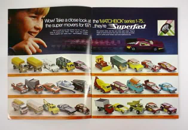 Il Catalogo Matchbox 1/75