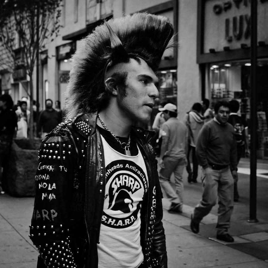 punk moda movimento