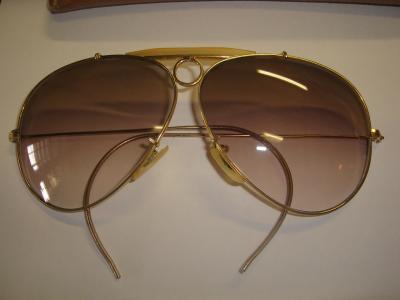 taglia 40 8c066 5fb08 RAY BAN – I nostri occhiali da sole – (Anni 70/80)