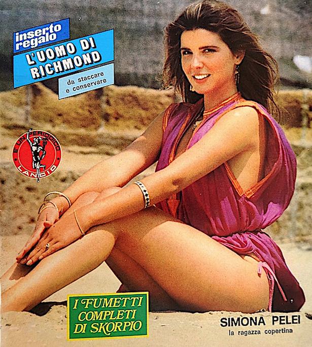 Il Numero 1 di Kolossal del 1974 - Lancio -