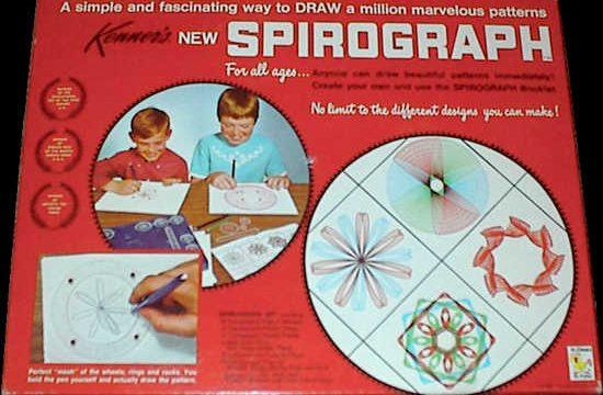 SPIROGRAPH – (Dal 1965)