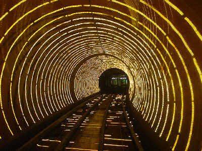 Inaugurazione TUNNEL DELLA MANICA ( Eurotunnel ) – (06/05/1994)