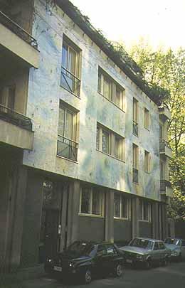 Ufficio dell' editoriale Corno in Via Carlo Porta