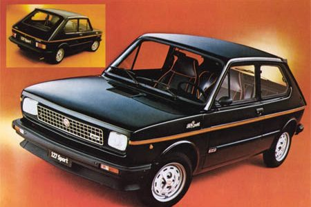 Storia dell'auto: FIAT 127 SPORT – (1978/1981)