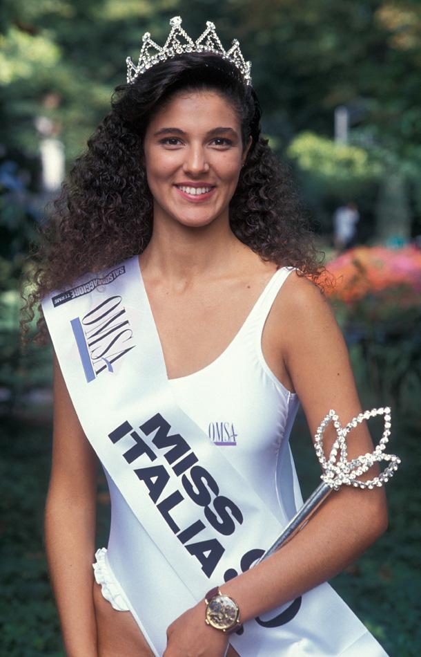1990 rosangela bessi miss italia anni 90