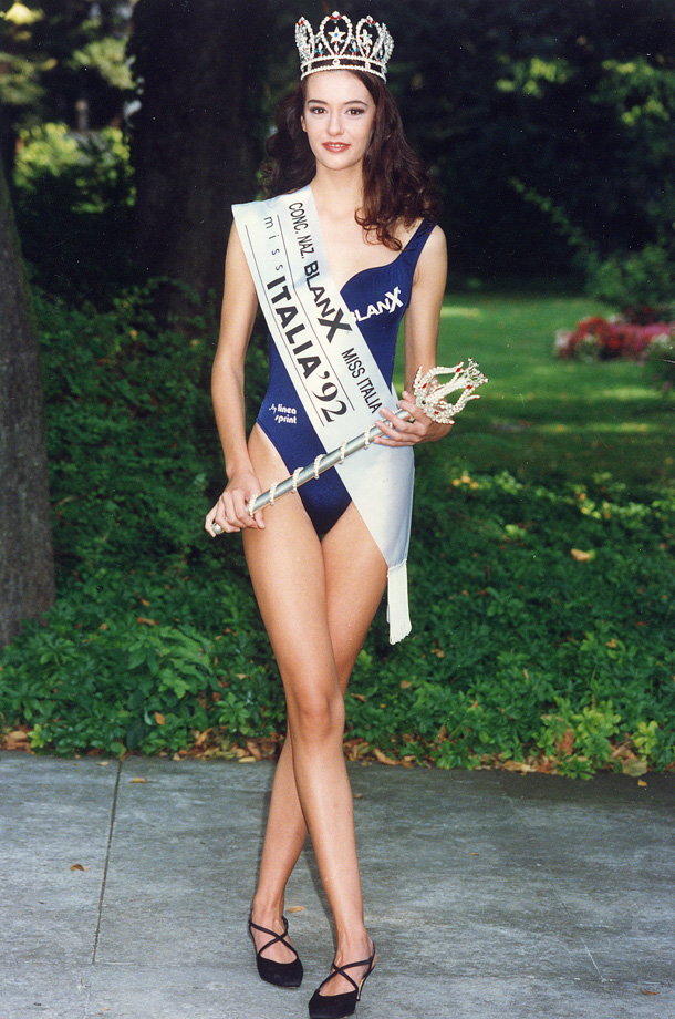 1992 gloria zanin miss italia anni 90
