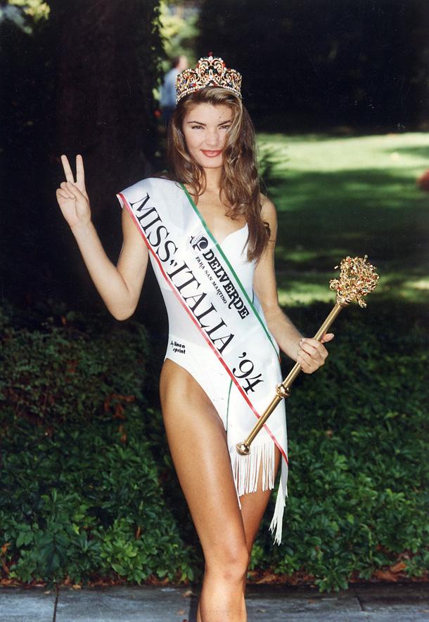1994 alessandra meloni MISS ITALIA ANNI 90