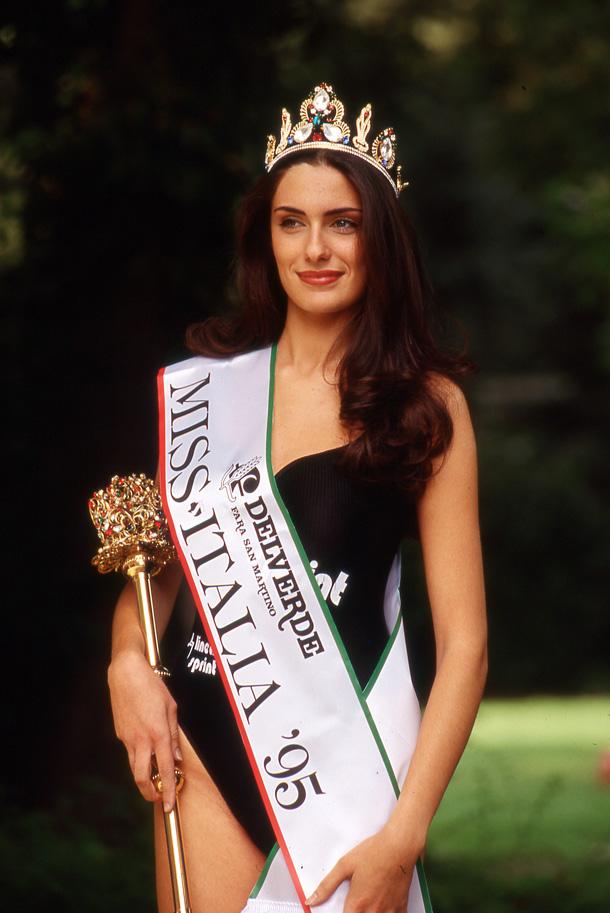 MISS ITALIA anni 90 1995 anna valle