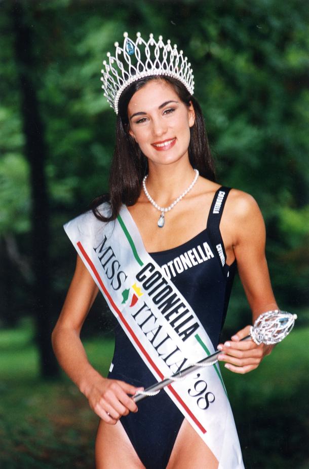 1998 gloria bellicchi miss italia anni 90