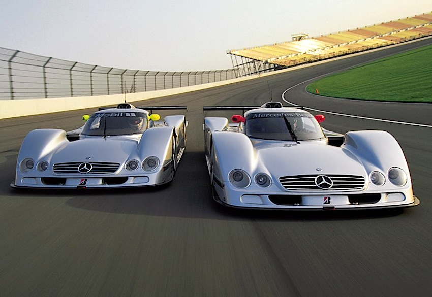 1999 Mercedes-Benz CLR; top car design rating and specifications