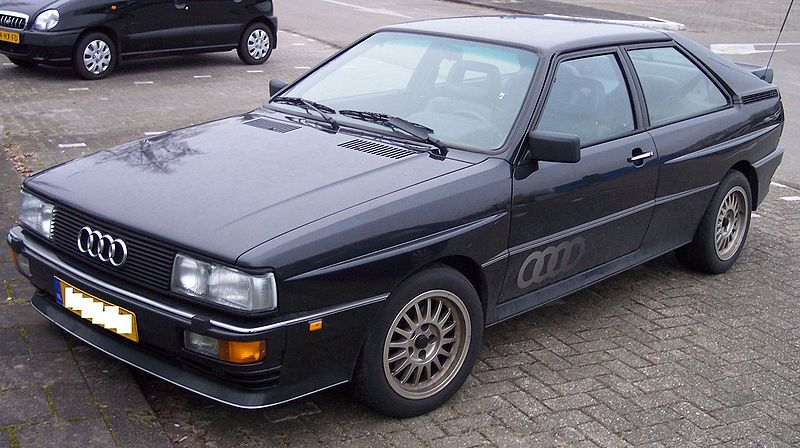 Audi quatto