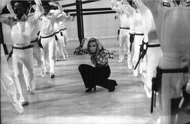 Canzoinissima 1971 balletto