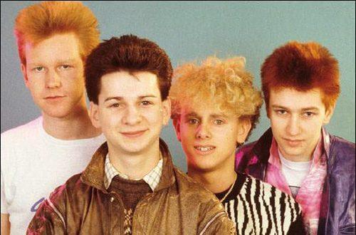 ENJOY THE SILENCE – Depeche Mode – (1990)