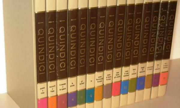 I QUINDICI Enciclopedia – (1965/1979)