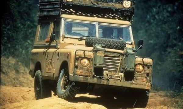 La Storia Dell'Auto: LAND ROVER