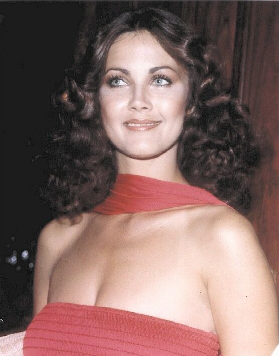 lynda carter alias wonder woman