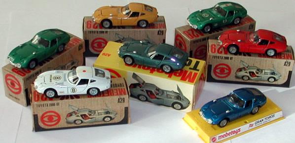 MEBETOYS giocattoli vintage