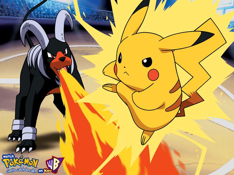 pikachu in battaglia pokemon