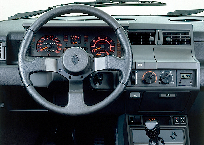 Renault 5 GT Turbo 1985–91