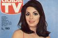 NADIA CASSINI - Icona degli anni 70 e 80