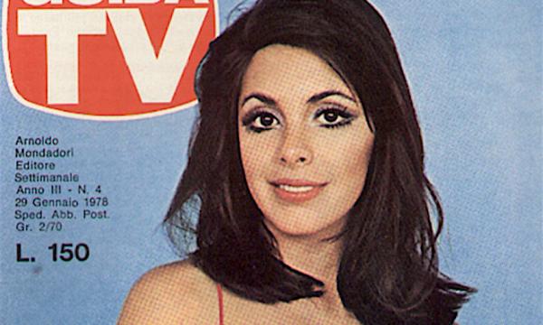 NADIA CASSINI – Icona degli anni 70 e 80