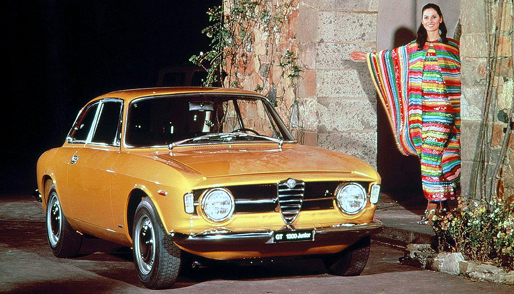 alfa romeo giulia junior