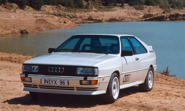 La Storia Dell'Auto: AUDI QUATTRO – (1980/1991)