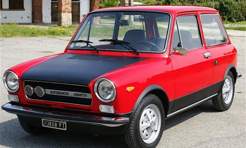 Storia Dell'Auto: A112 ABARTH – (1971/1985)