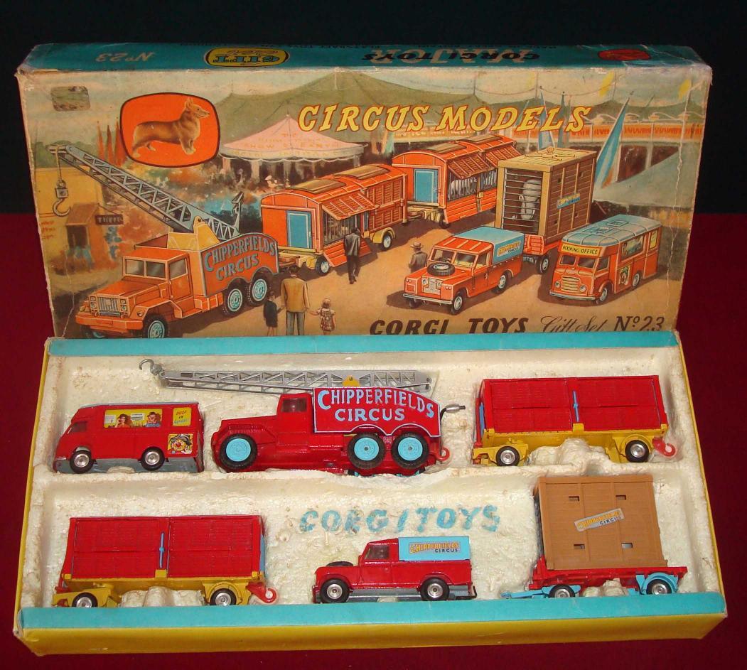 corgi -toys-set-circo-
