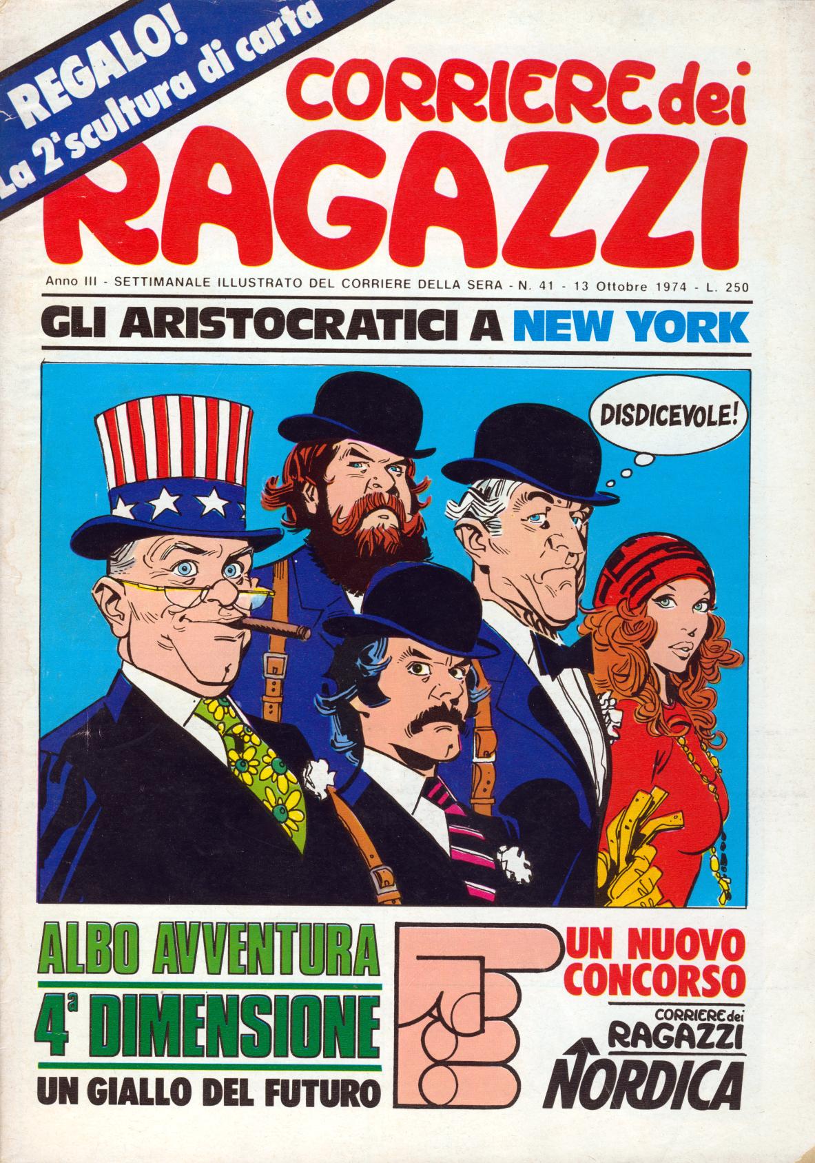 Corriere dei Ragazzi 1974