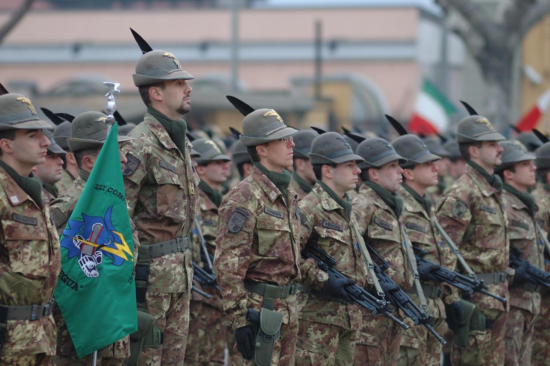 militari di leva militare
