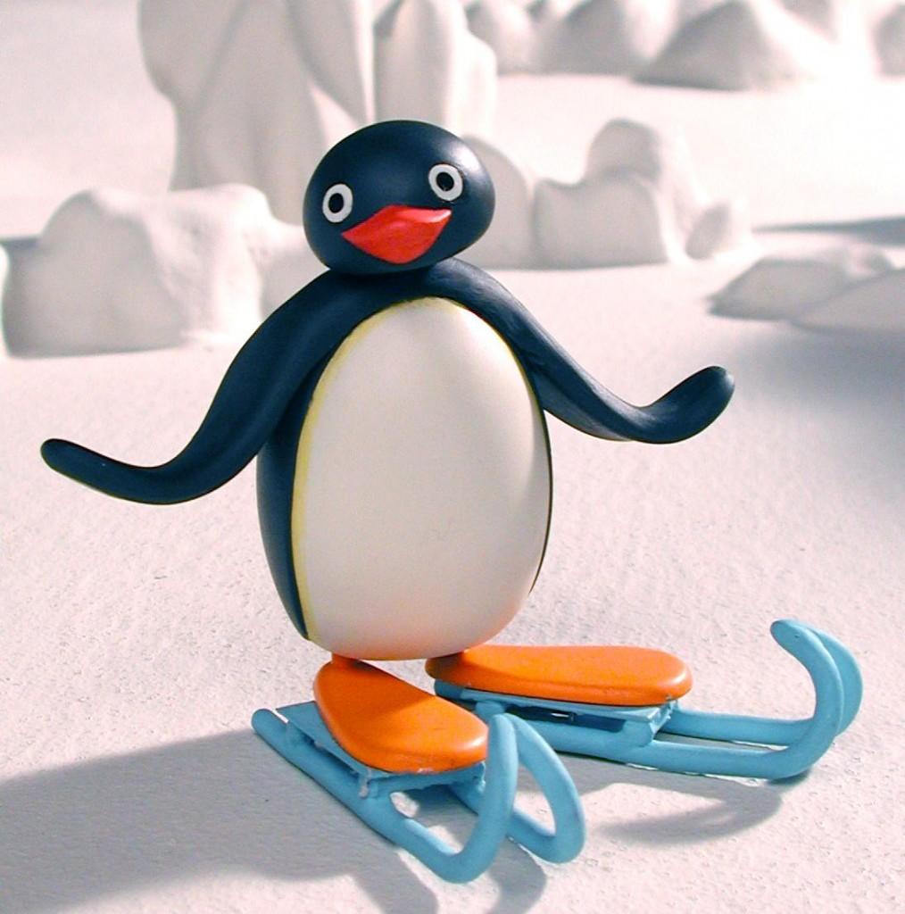 Pingu serie animata curiosando anni curiosità