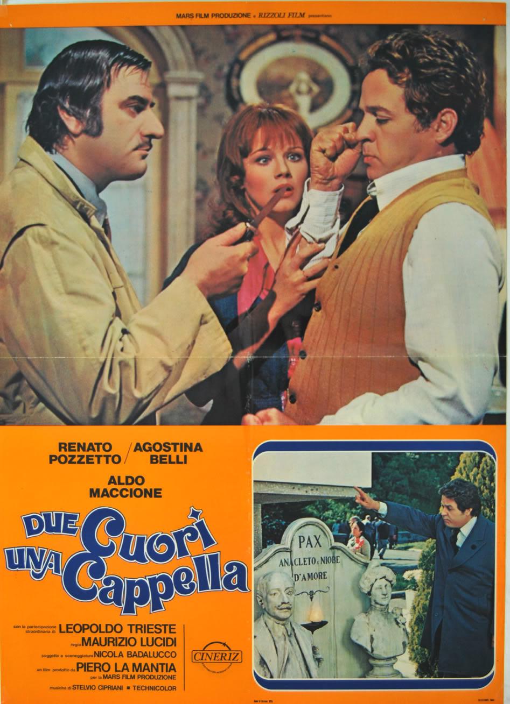 renato-pozzetto-agostina-belli-due-cuori-una-cappella-locandina-poster