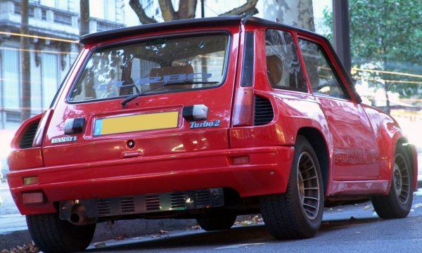 Storia dell'auto: RENAULT 5 ALPINE / TURBO / TURBO2