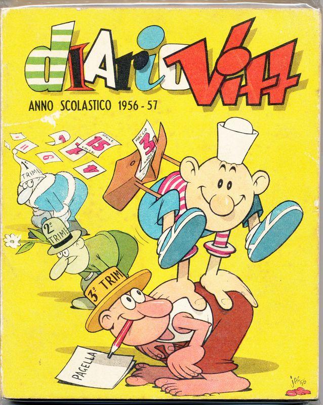 diario vitt 1956