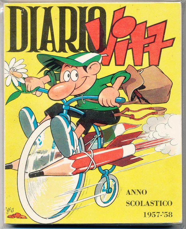 Diaro Vitt 1957