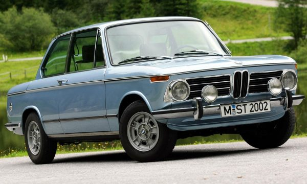Storia dell'auto: BMW 2002 TURBO