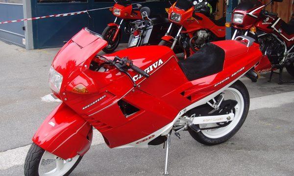 CAGIVA FRECCIA C9 C10 C12 – (1987/1990) – Italia
